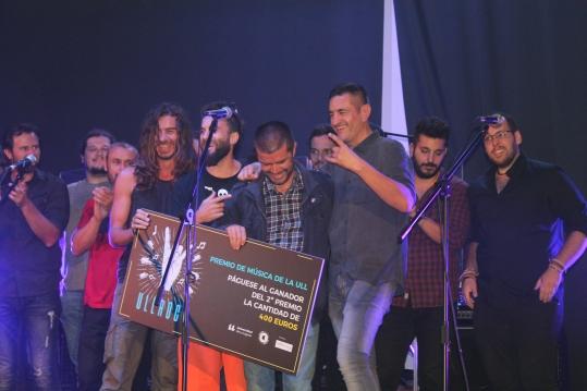El club de las estrellas: segundo premio del ULLRock.
