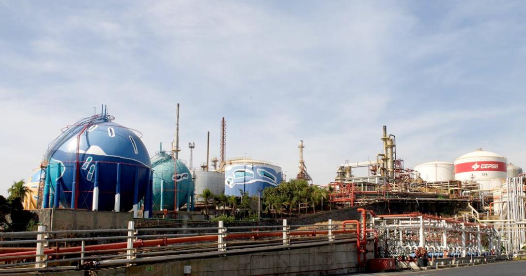 Tenerife_refinería