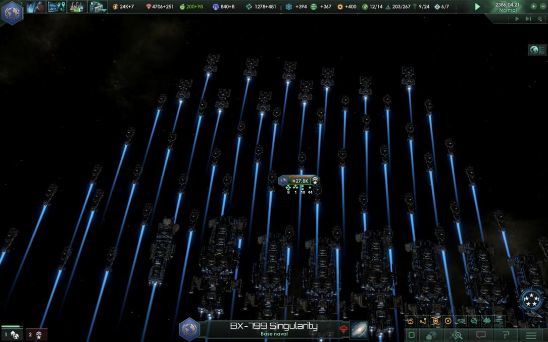 Stellaris La Trova